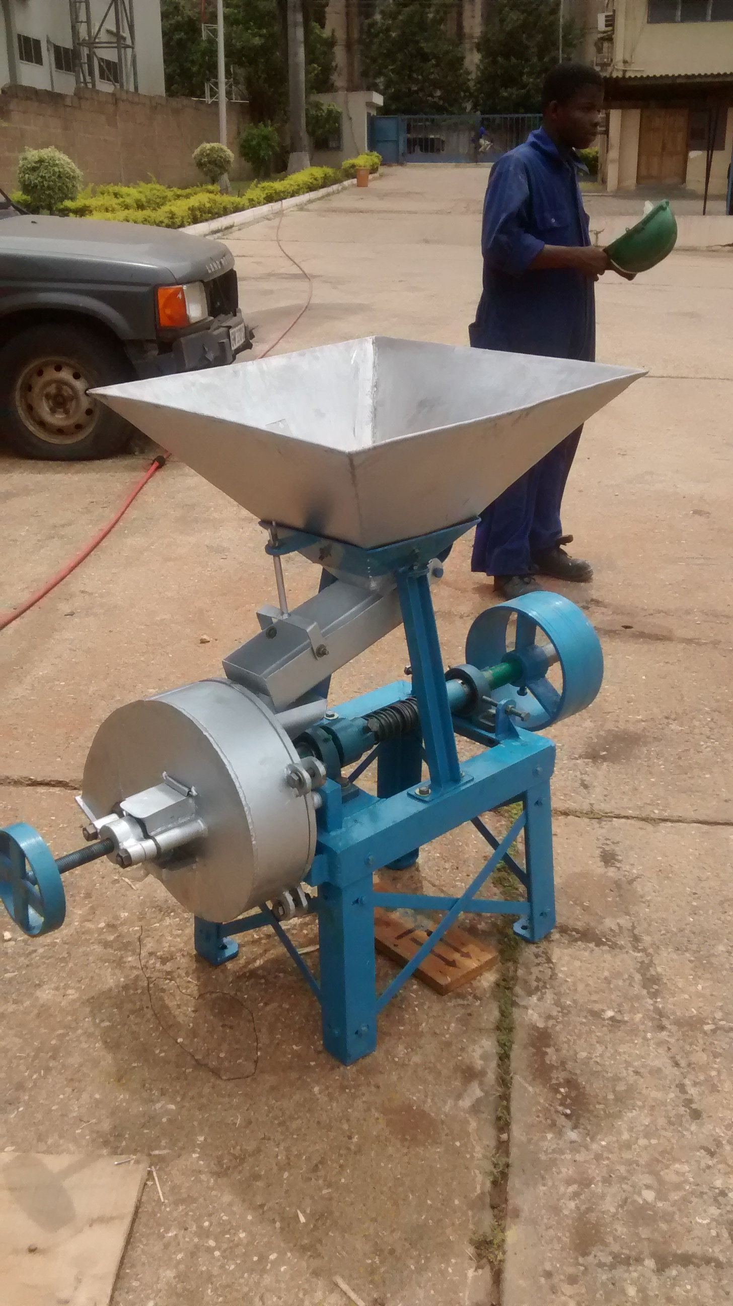 Grinding Mill Image